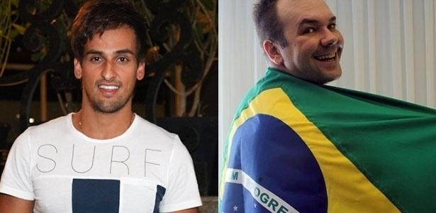 """Leo Rodriguez e Felipeh Campos estarão em """"A Fazenda 7"""""""