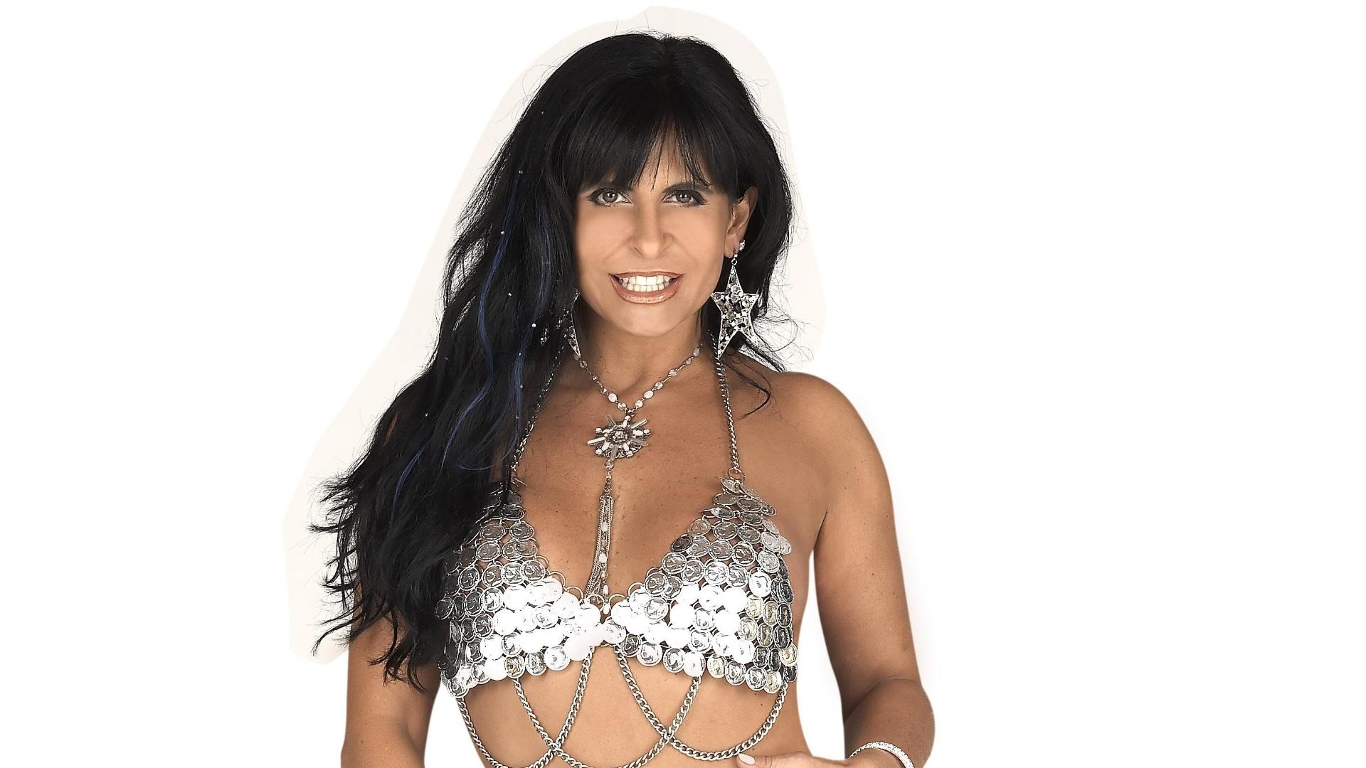10.out.2006 - A cantora Gretchen fez um filme pornô