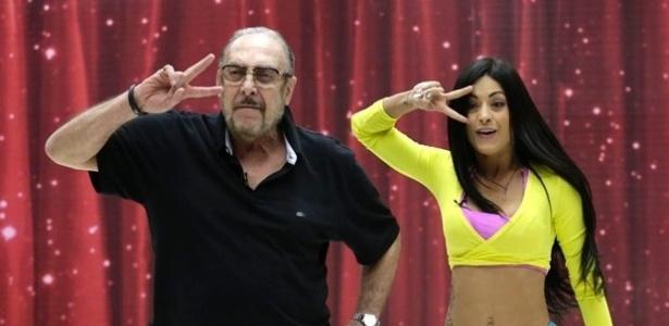 """Miele deixa a """"Dança dos Famosos"""", mas voltará como jurado da competição"""