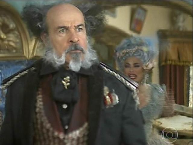 Coronel Epa briga com Catarina por causa de Lepe