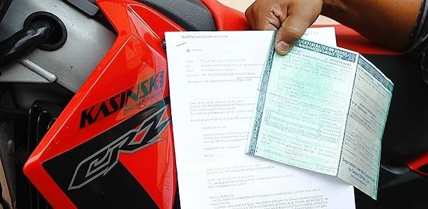 b105cd399f0 Compra de moto na internet é chamariz para golpes  conheça os mais ...