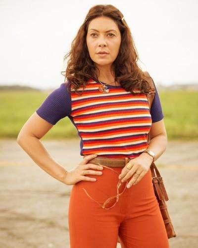 """Fabíula Nascimento é Cristina em """"Boogie Oogie"""""""