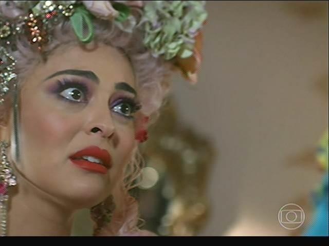 Serelepe diz a Catarina que Epa é seu pai de verdade