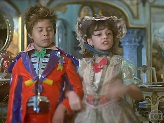 Serelepe e Pituca contam que Giácomo e Rosinha se casaram