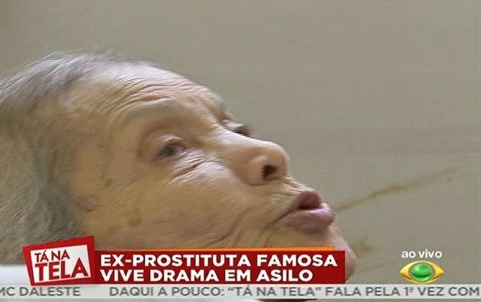 4.ago.2014 - Bacci apresenta matéria sobre Hilda Maia Valentim, também conhecida como Hilda Furacão