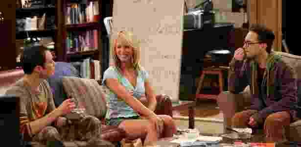 """Segundo a """"Variety"""", Jim Parsons, Kaley Cuoco e Johnny Galecki, de """"The Big Bang Theory"""", ganham um milhão de dólares por episódio - Divulgação"""