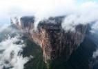 """Cenário de """"Império"""", monte Roraima pode ser explorado por terra ou ar - Marcelo Seixas/Roraima Adventures - Divulgação Rede Globo"""