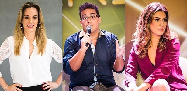 """Ana Furtado vai apresentar o """"Encontro"""", enquanto André e Fernanda estarão no """"Mais Você"""""""