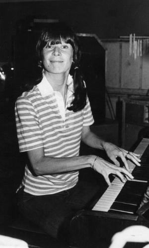 Cantora Rita Lee em março de 1978