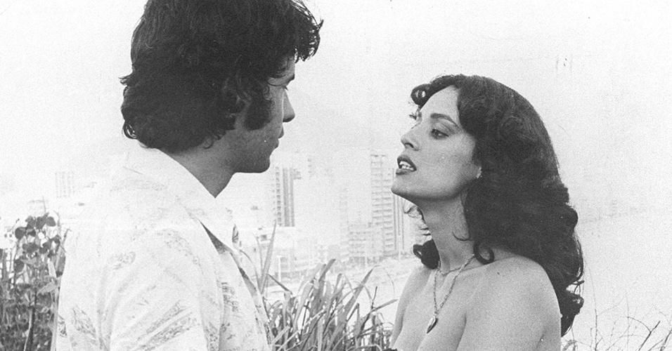 """Cena do filme """"A Dama do Lotação"""""""