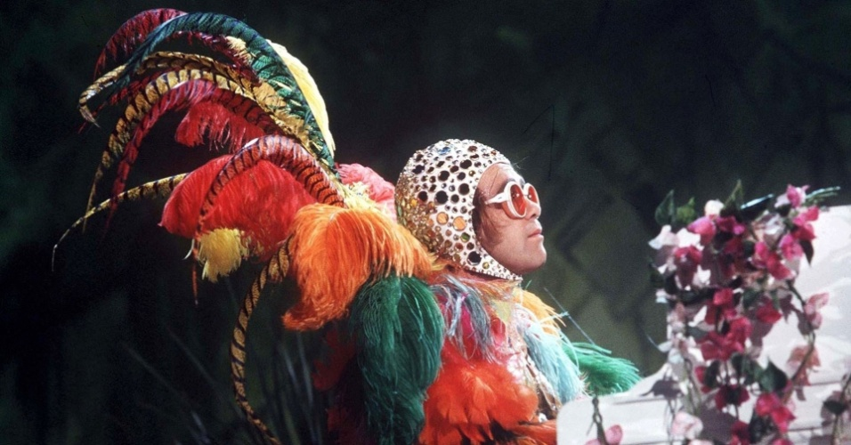 "Elton John no ""The Muppet Show"""