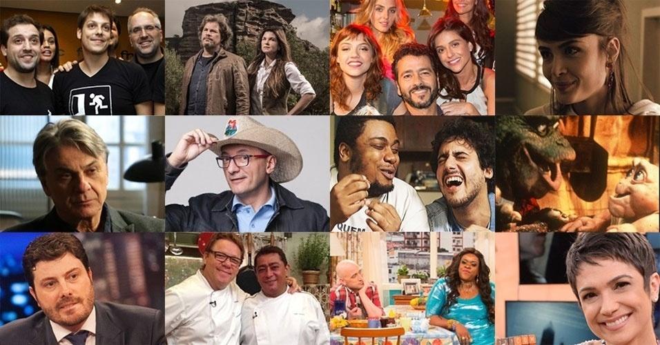 Novelas, realities, séries, humorísticos na TV aberta e paga; programe-se para assistir às novidades na telinha