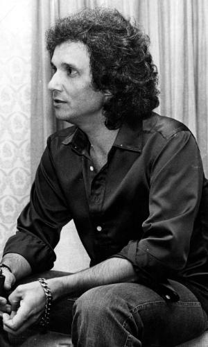 O cantor e compositor Roberto Carlos