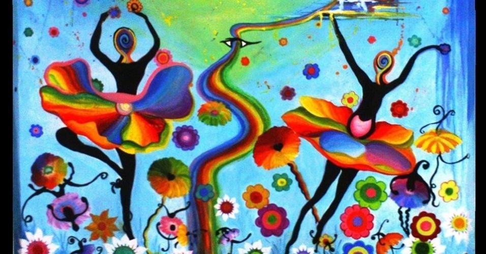 Populares Exposição discute arte contemporânea em restaurante dos Jardins  CT72