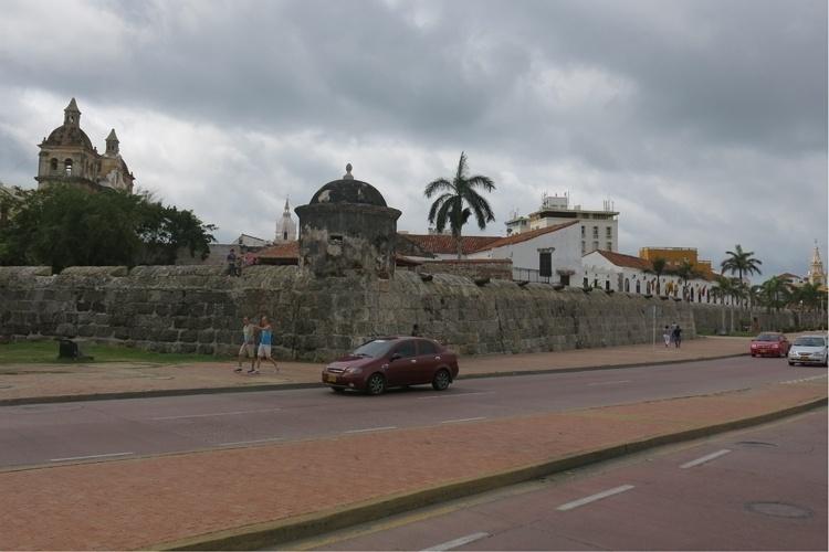 Cartagena das Índias - Colômbia: