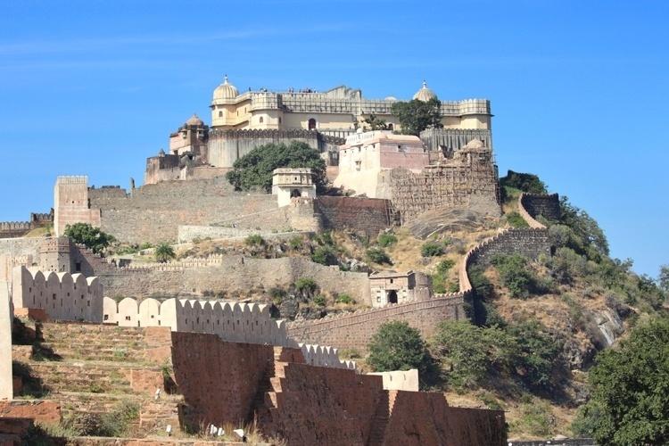 Kumbhalgarh - Índia