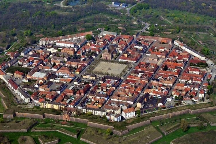 Neuf-Brisach - França