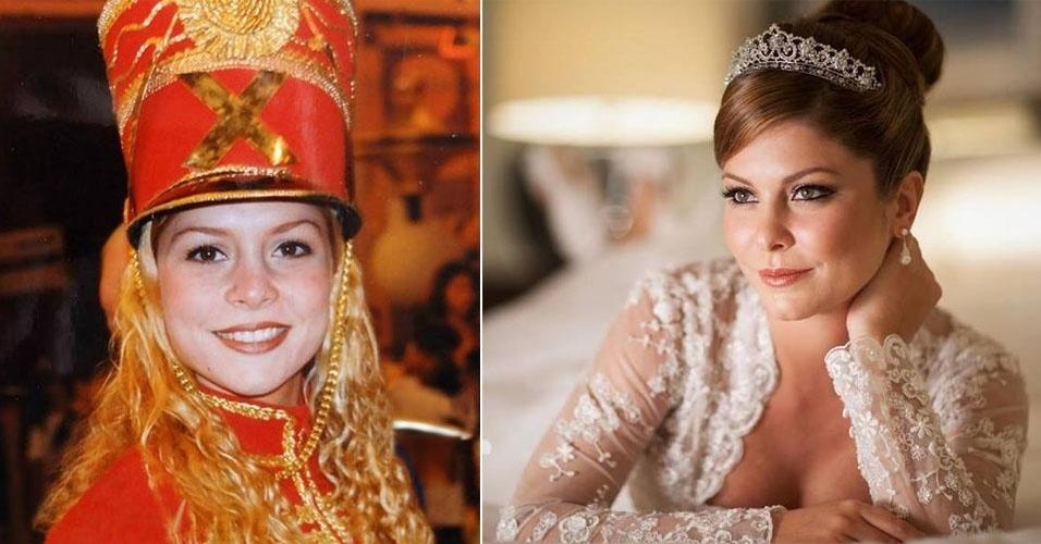 "Barbara Borges era Babu na fase ""New Generation"", no ""Xuxa Park"", na Globo"