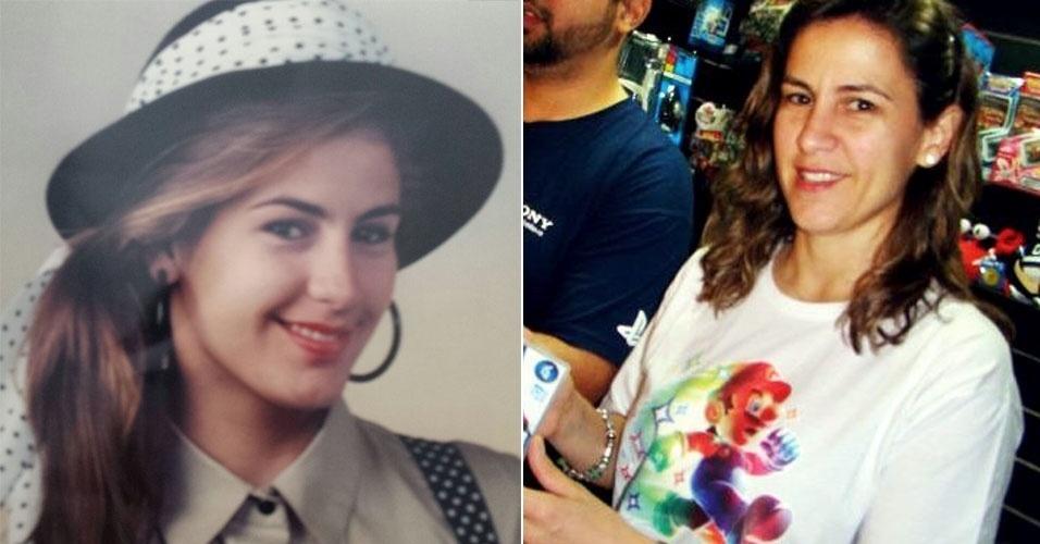 """Heloísa Morgado, ficando no posto de Paquita 2, ficou pouco tempo junto de Xuxa. Antes de completar um ano no """"Clube da Criança"""", da extinta TV Manchete, a apresentadora foi contratada pela TV Globo e ela não acompanhou a Rainha dos Baixinhos"""