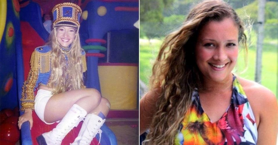 """Joana Mineiro, ou simplesmente Jô, fez parte da 4ª e última fase das Paquitas, a """"Geração 2000"""", no """"Planeta Xuxa"""", na Globo"""
