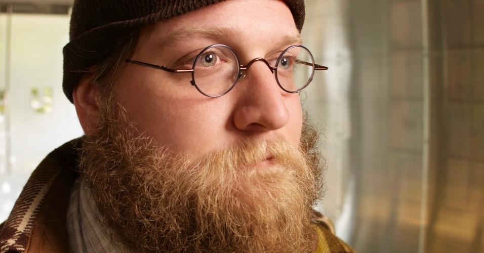"""Pendleton Ward é o criador da animação """"Hora de Aventura"""""""