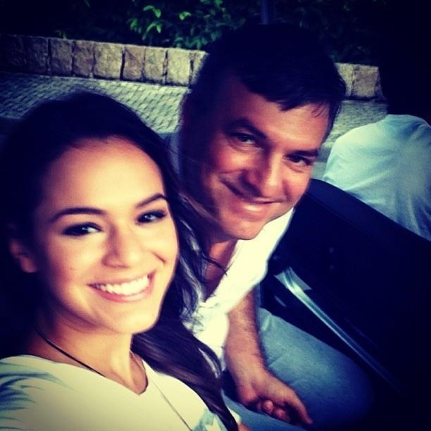 Telmo Marquezine é o pai da atriz Bruna Marquezine