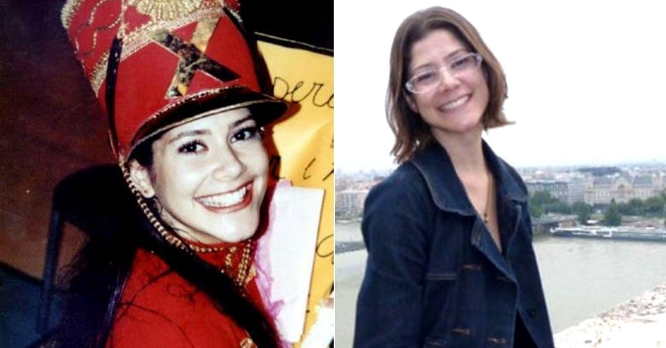 "Vanessa Amaral, a Flashdance, participou da fase ""New Generation"" das Paquitas, no ""Xuxa Park"", na Globo"