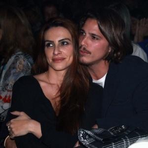 Cleo Pires e Rômulo Neto começaram a namorar em 2013 - Graça Paes/Photo Rio News