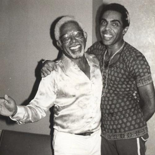 10.ago.2014 - O cantor baiano Gilberto Gil faz uma homenagem ao seu pai no Instagram.