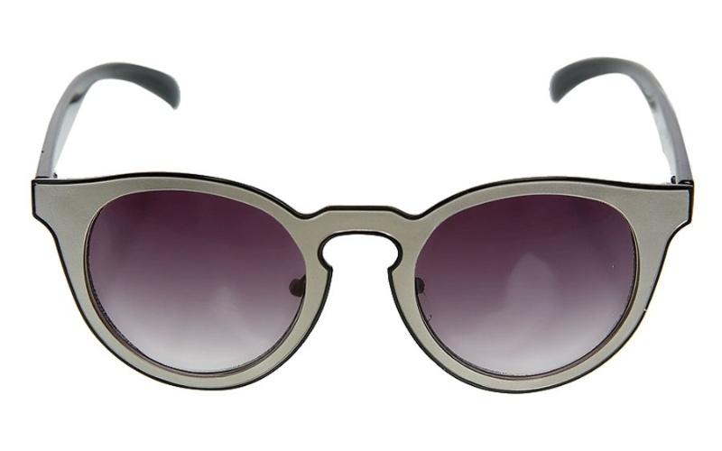 6f1c3498b Óculos redondo de acetado, da Marisa. Preço: R$ 49,99.
