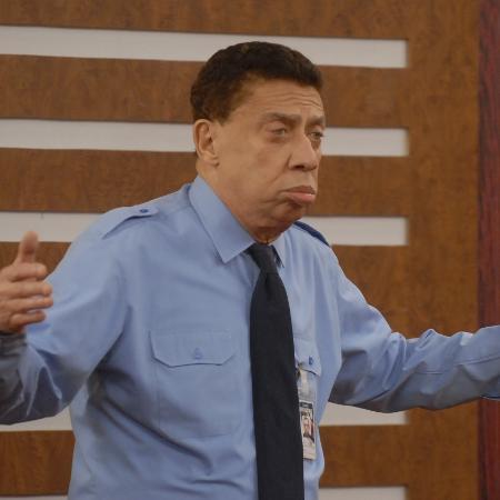 """Paulo Silvino viveu o porteiro Severino no """"Zorra Total"""" - Divulgação/TV Globo"""
