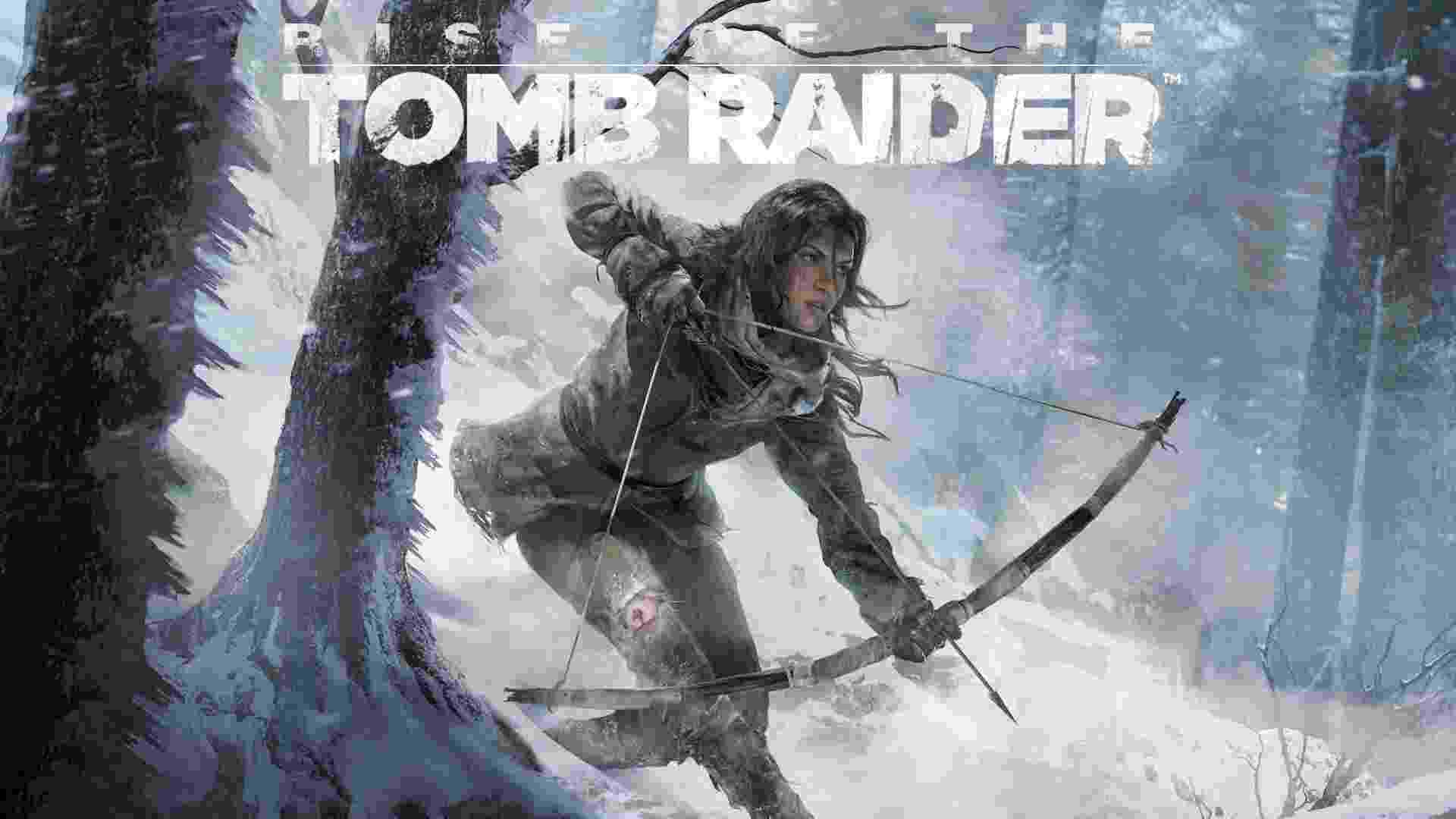 Rise of the Tomb Raider - Divulgação
