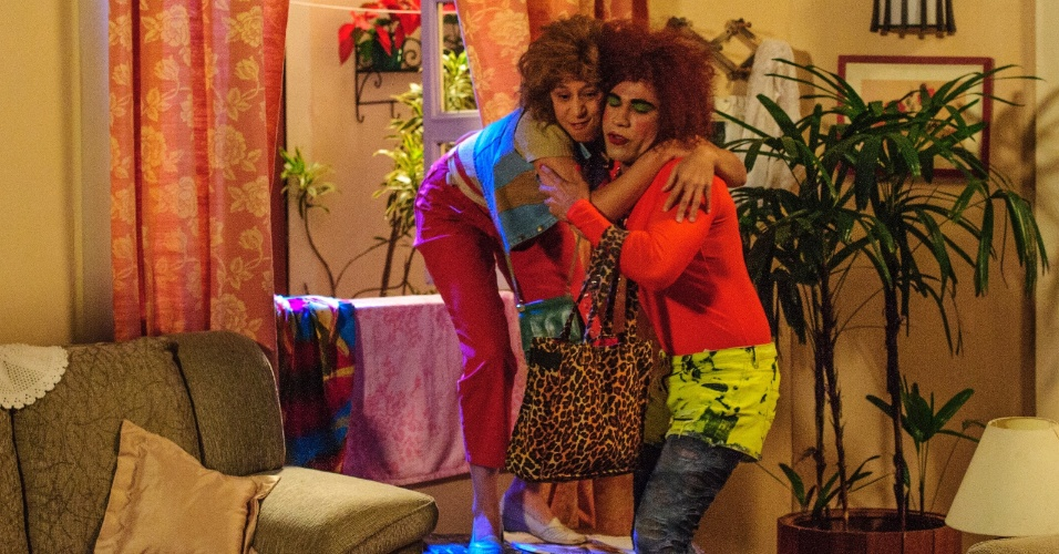 """Rodrigo Sant'anna e Thalita Carauta viveram Valéria e Janete no """"Zorra Total"""""""