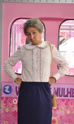 "Thalita Carauta viveu Santinha no ""Zorra Total"""