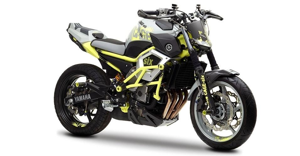 Yamaha Cage-Six