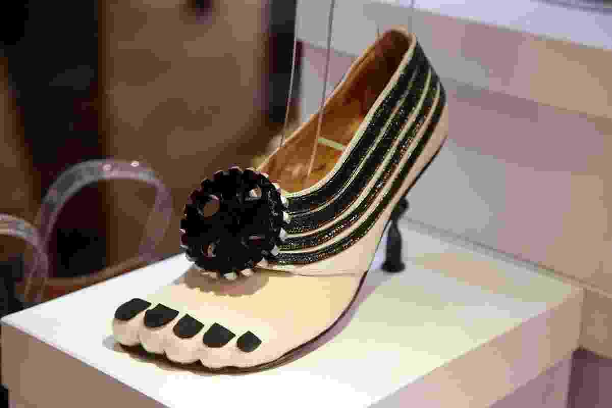 Exposição A história dos sapatos - Divulgação