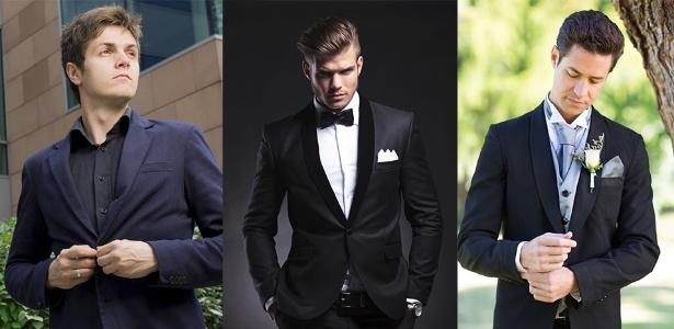A escolha do traje depende do estilo da cerimônia  - Getty Images