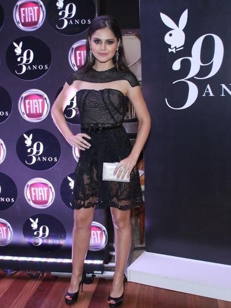 A atriz Jessika Alves - Graça Paes/Foto Rio News