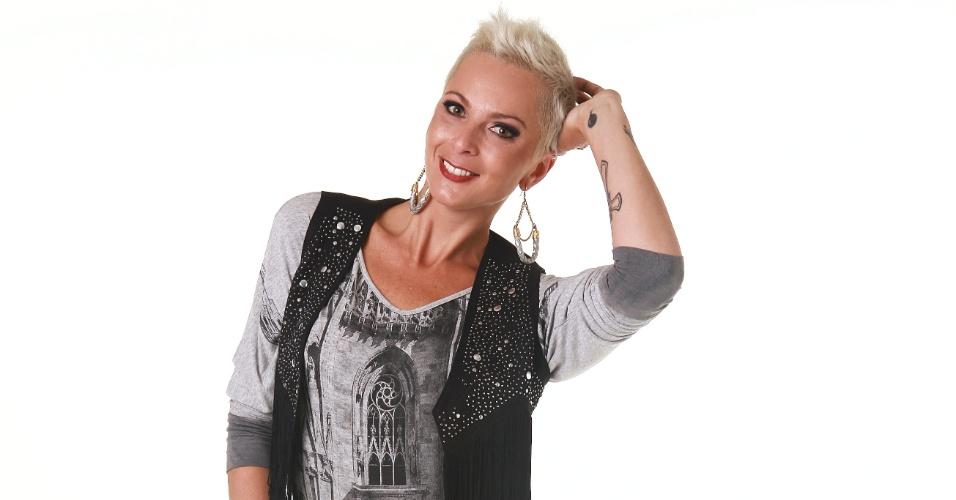 """Cantora Bruna Tang, conhecida pela sua participação no extinto """"Famoso quem?"""", do SBT"""