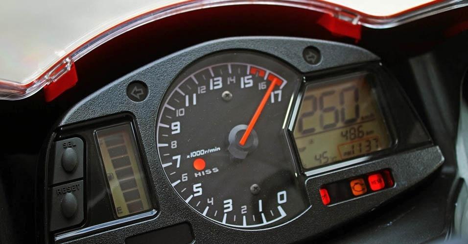 Honda CBR 600RR 2014