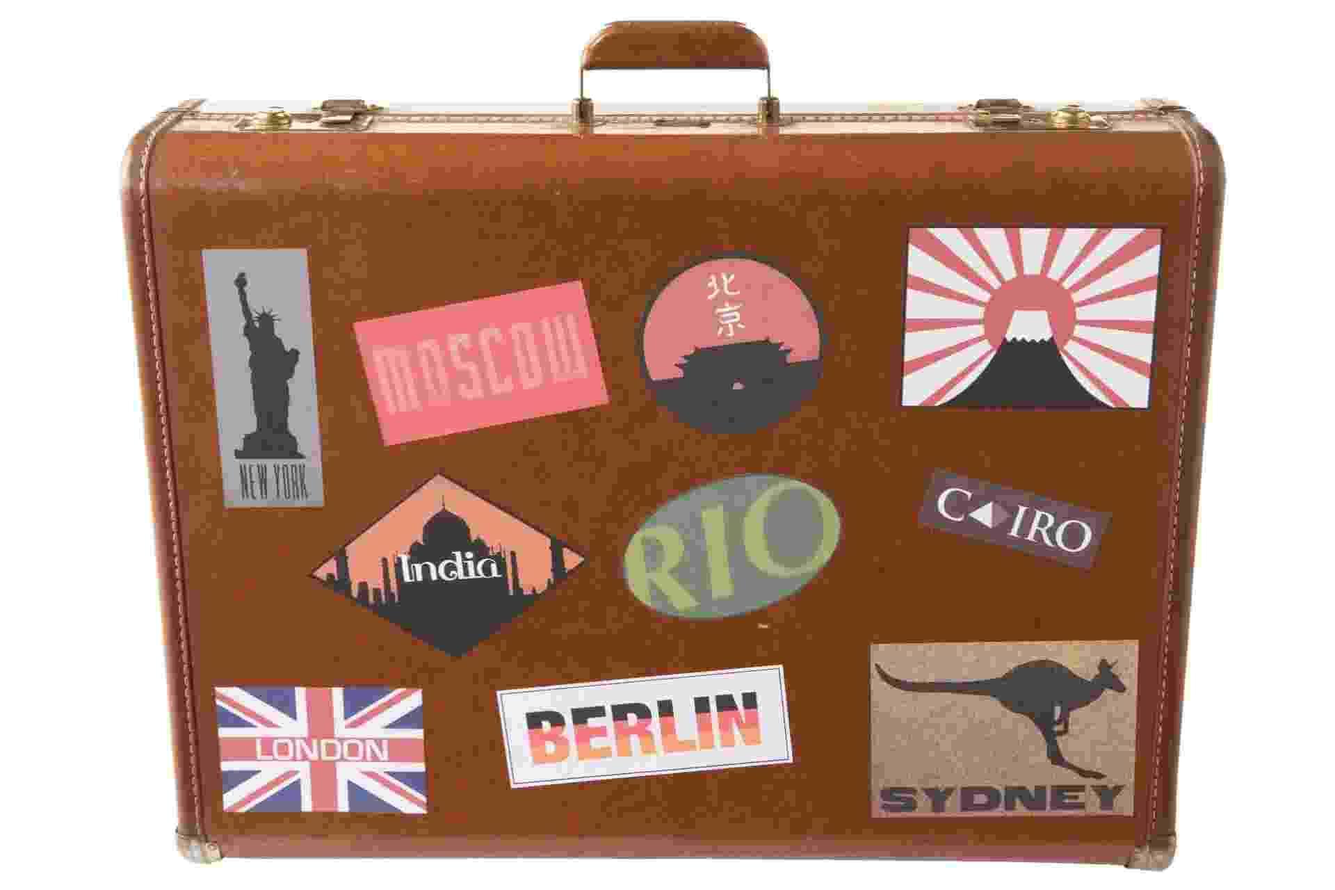 Saber exatamente o que levar na mala de viagem - Getty Images
