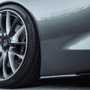 Toyota FT-1 Graphite Concept - Divulgação