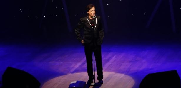 """Tom Cavalcanti apresenta o espetáculo """"No Tom do Tom"""", no Teatro Bradesco, no Rio"""