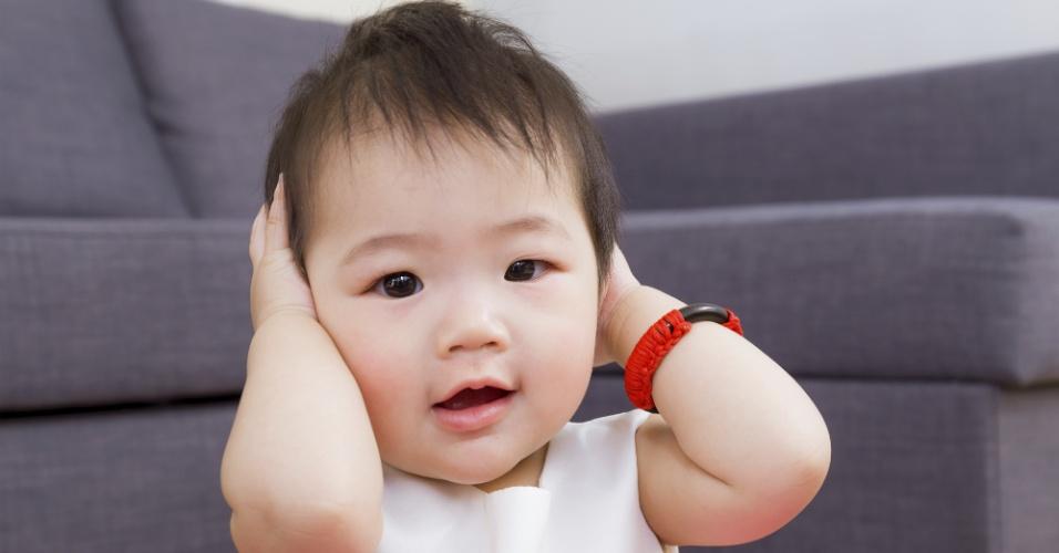 bebê, orelhas