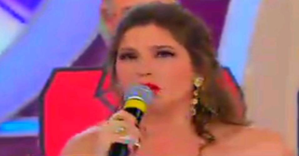 17.ago.2014 - Lívia Andrade