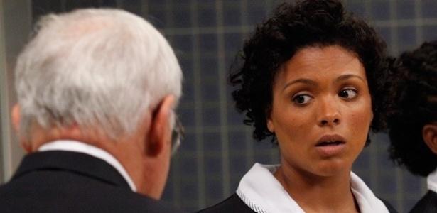 """Kelly é contratada por Zé Alfredo em troca de cumplicidade em """"Império"""""""