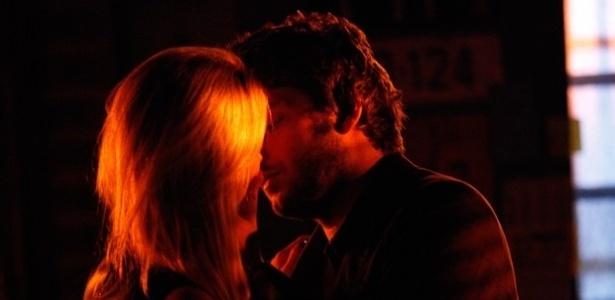 """Em """"Geração Brasil"""", Davi e Megan se beijam"""