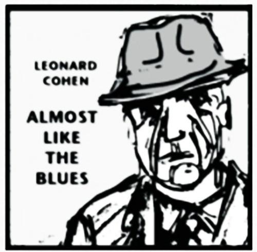 Imagem do vídeo com a nova música de Leonard Cohen