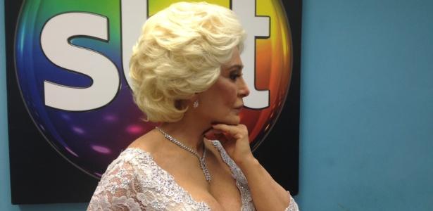"""Rosemary de Hebe Camargo no programa """"Esse Artista Sou Eu"""""""