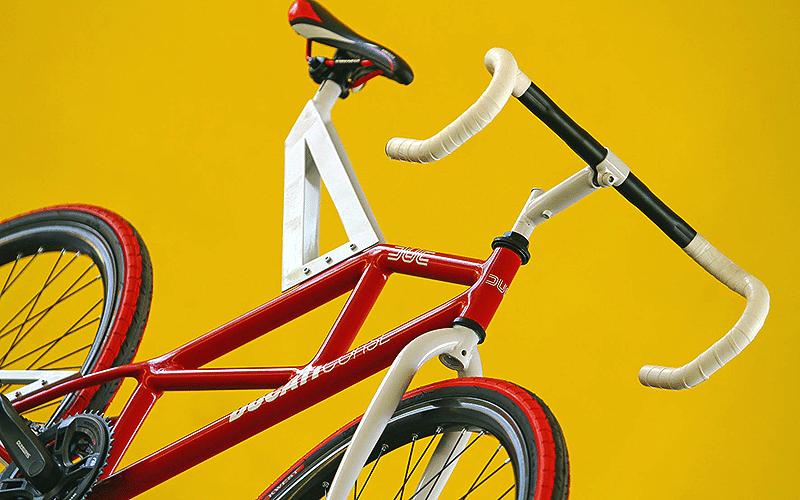 Bicicleta celebra 20 anos da Ducati 916